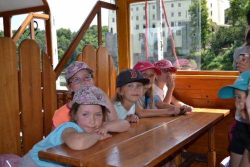 ZŠ: Školní výlet Varvažov 2016