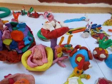 ZŠ: Výlet do světa fantazie - 1. třída