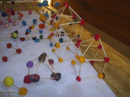 ZŠ: Matematika - geometrie v praxi - 1. třída pracovní činnosti